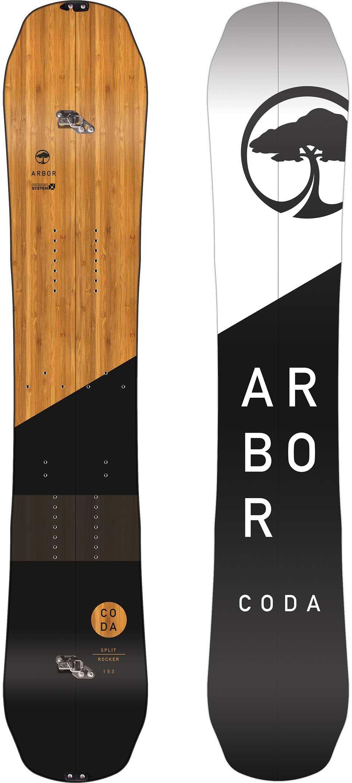 Afbeelding van Arbor Coda Split