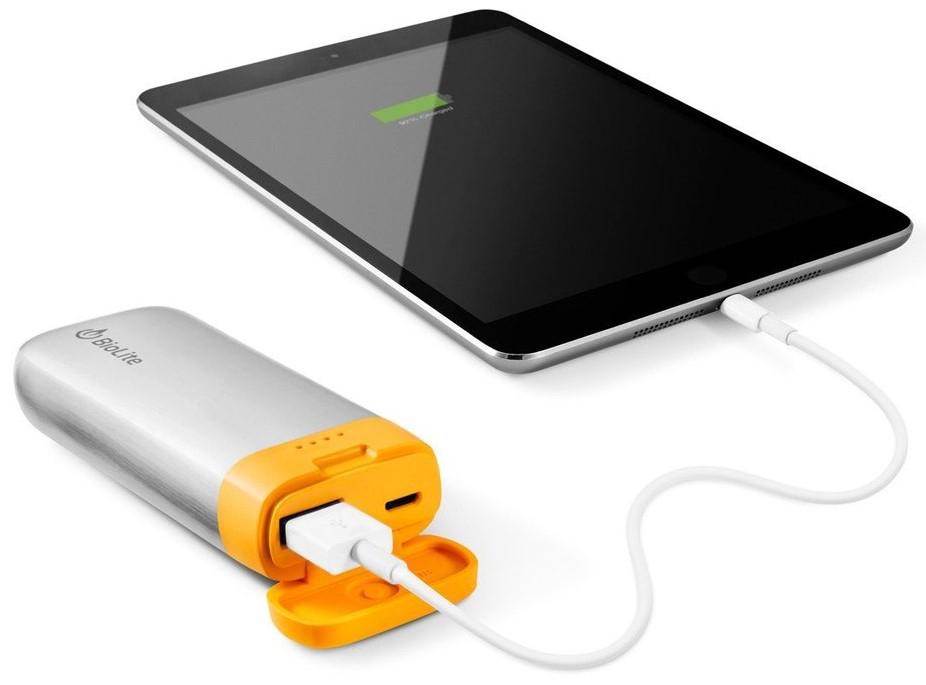 Afbeelding van Biolite Charge 20 USB powerbank (5200 mAh)