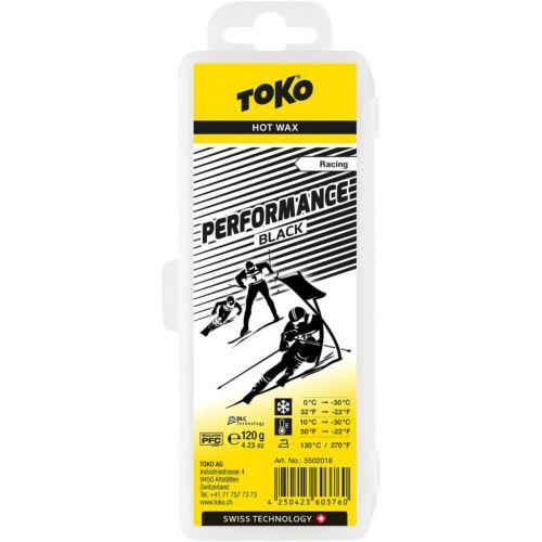 TOKO Performance Black Wax 120g