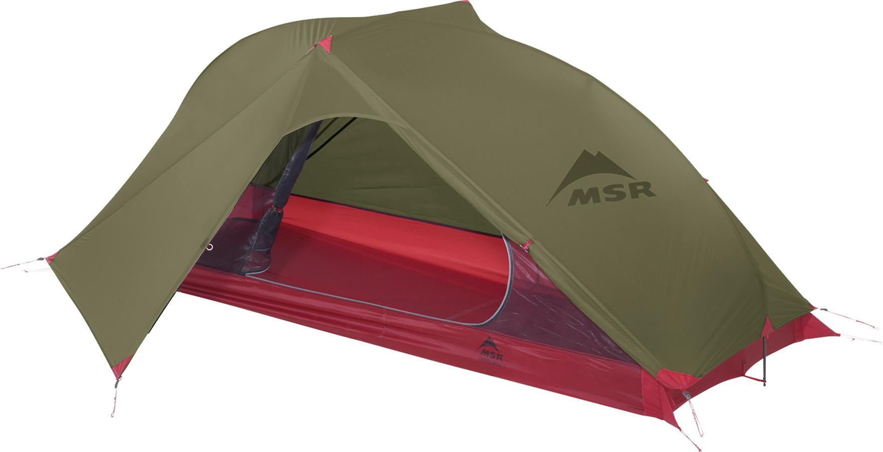 MSR Carbon Reflex 1 Tenten Uitrusting