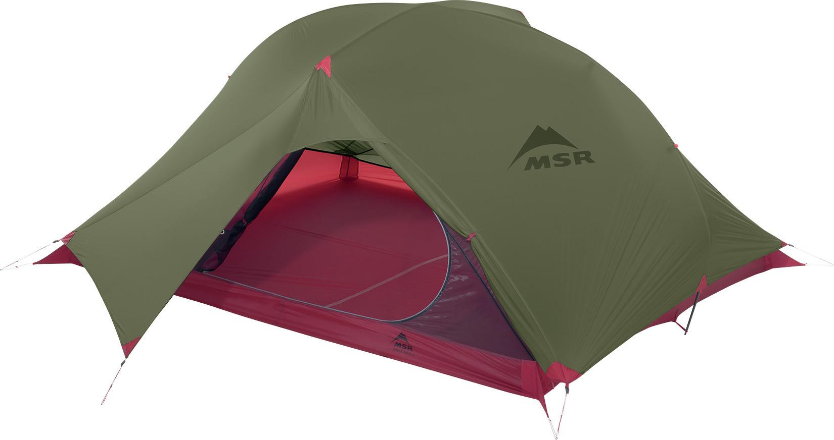 Msr Carbon Reflex 3 Tenten Uitrusting