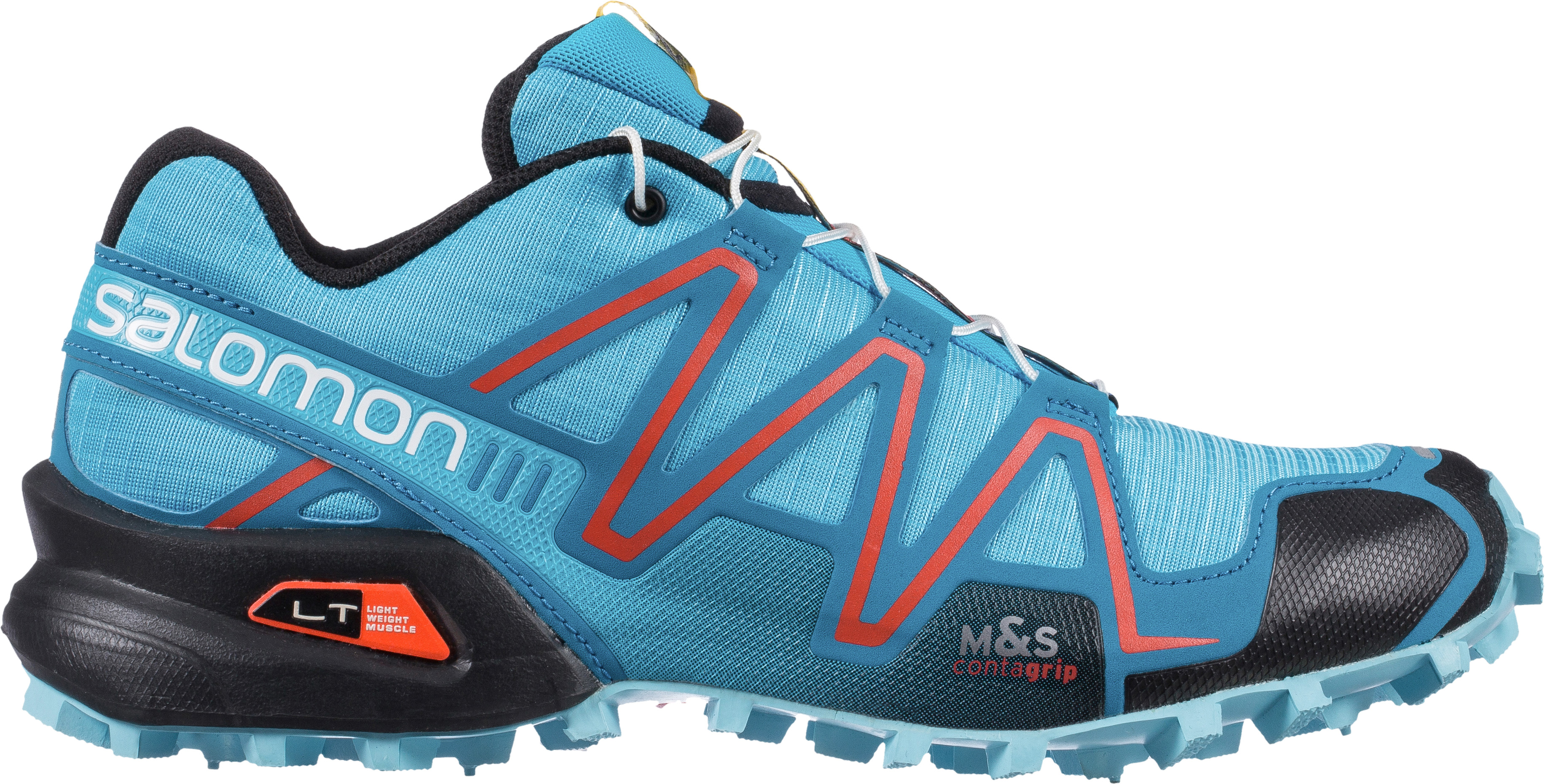 Salomon Mens Grey Dark Blue Running Shoes Kalalau Light The 3eaaG