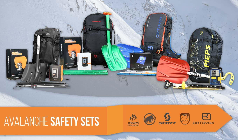Avalanche Safety Sets