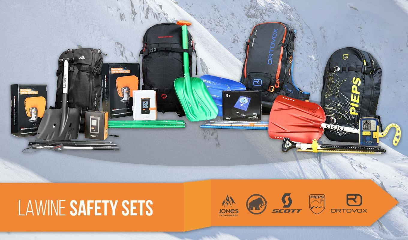 Lawine Safety Sets