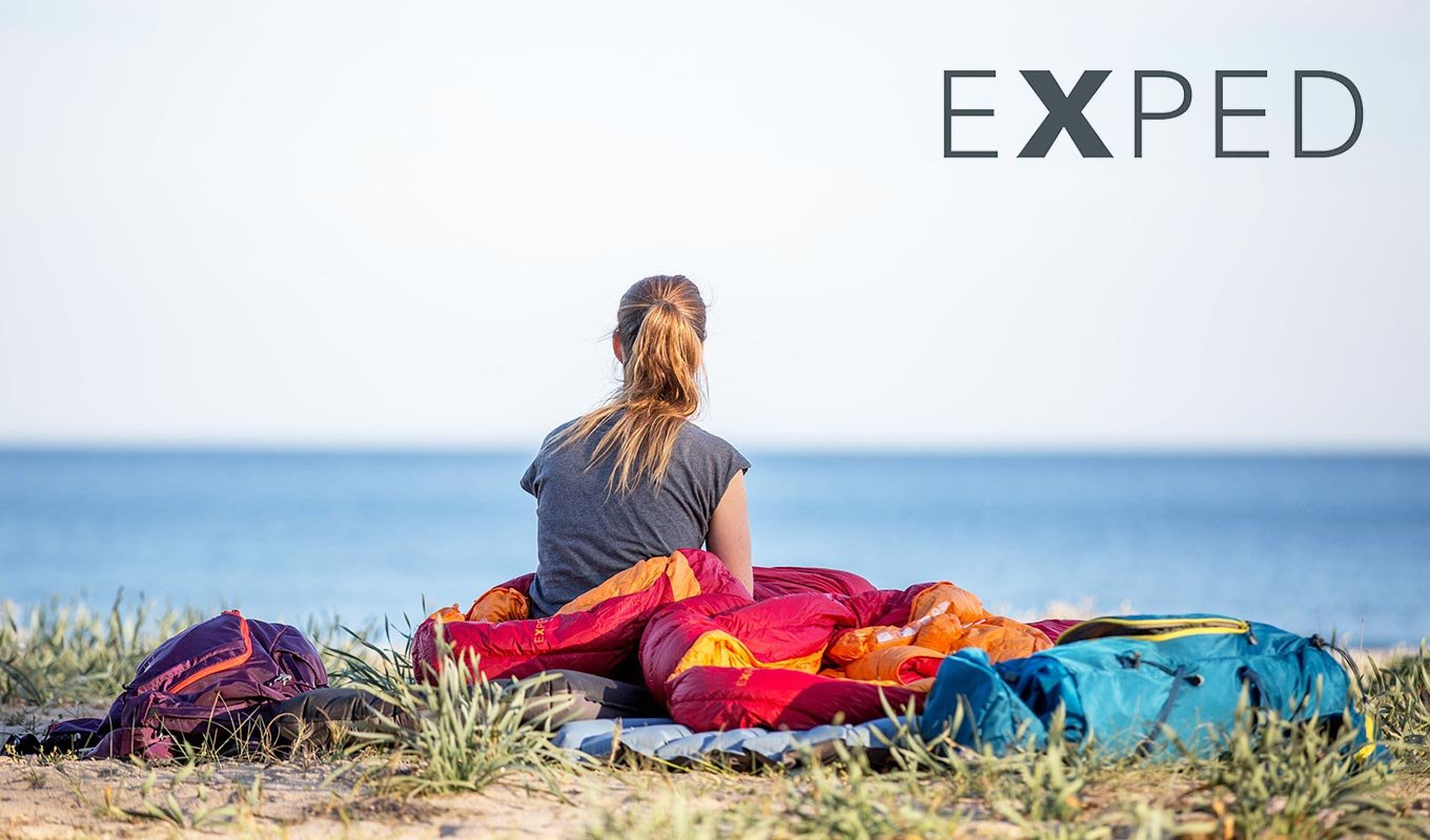 Exped summer collection