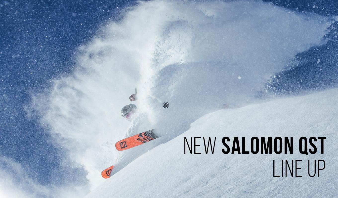 19/20 Salomon QST line up