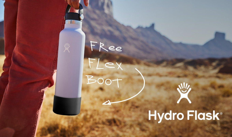 HydroFlask free flex boot